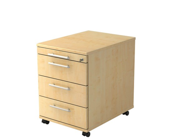 Holz Rollcontainer