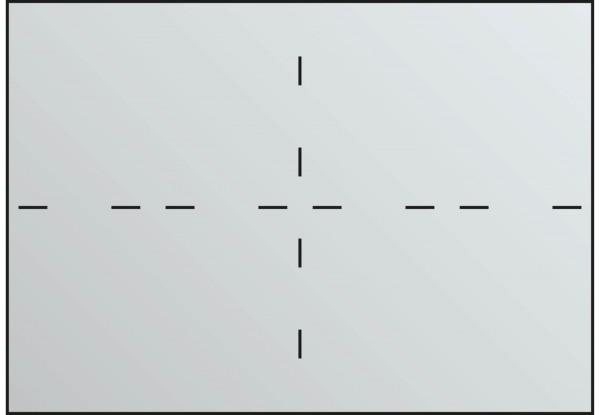Fachunterteilung für Schubladen DIN A1 4x DIN A3