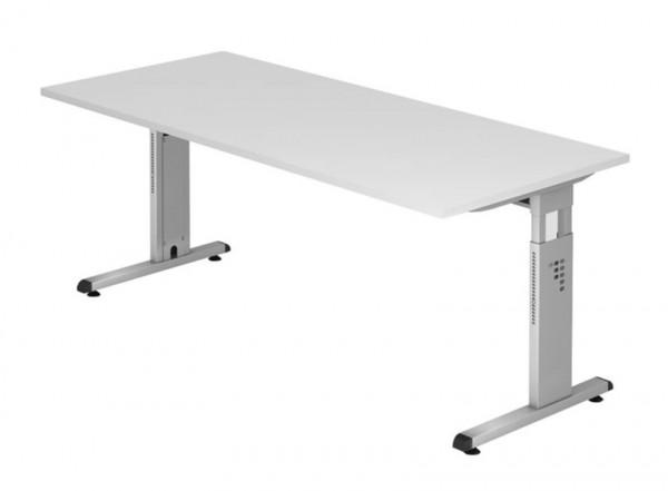 Schreibtisch C-Fuß-Gestell