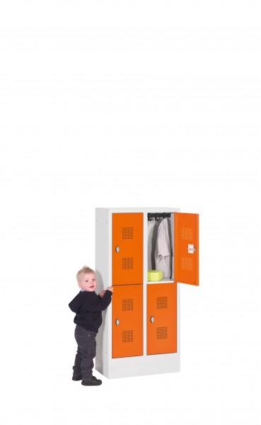 Kindergartenspind Doppelstock