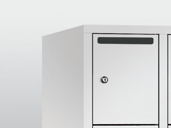Einwurfschlitz für Dokumente Abteilbreite 400mm