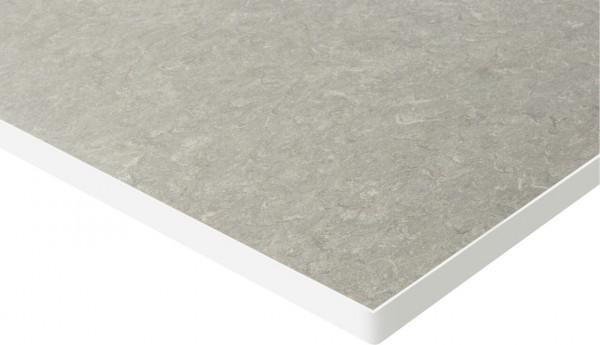 Mehrpreis Arbeitsplatte Linoleum Breite 1250 mm