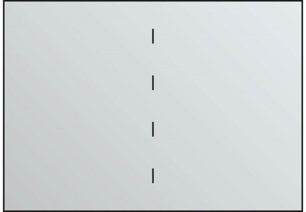 Fachunterteilung für Schubladen DIN A1 2x DIN A2