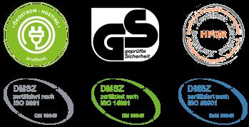 zertifikate-kollektion