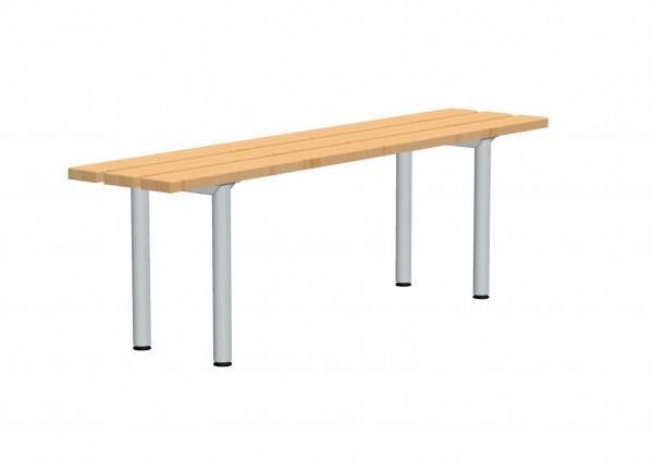 Freistehende Sitzbank Comfort